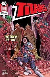 Titans (2016-) #26