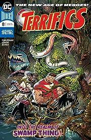 The Terrifics (2018-) #8