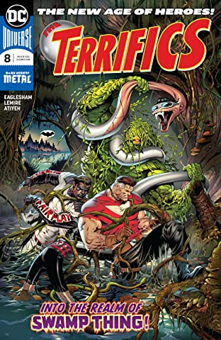 The Terrifics (2018-) #8