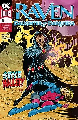 Raven: Daughter of Darkness (2018-2019) #8