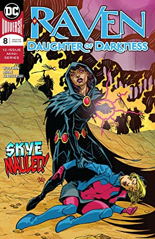 Raven: Daughter of Darkness (2018-2019) #8