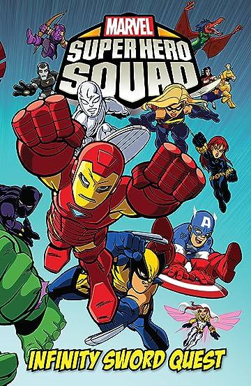 Super Hero Squad: Infinity Sword Quest