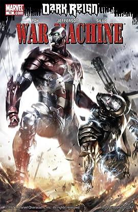 War Machine (2008-2010) #10