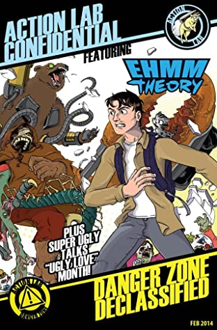 Action Lab Confidential/Danger Zone Declassified: Free Preview