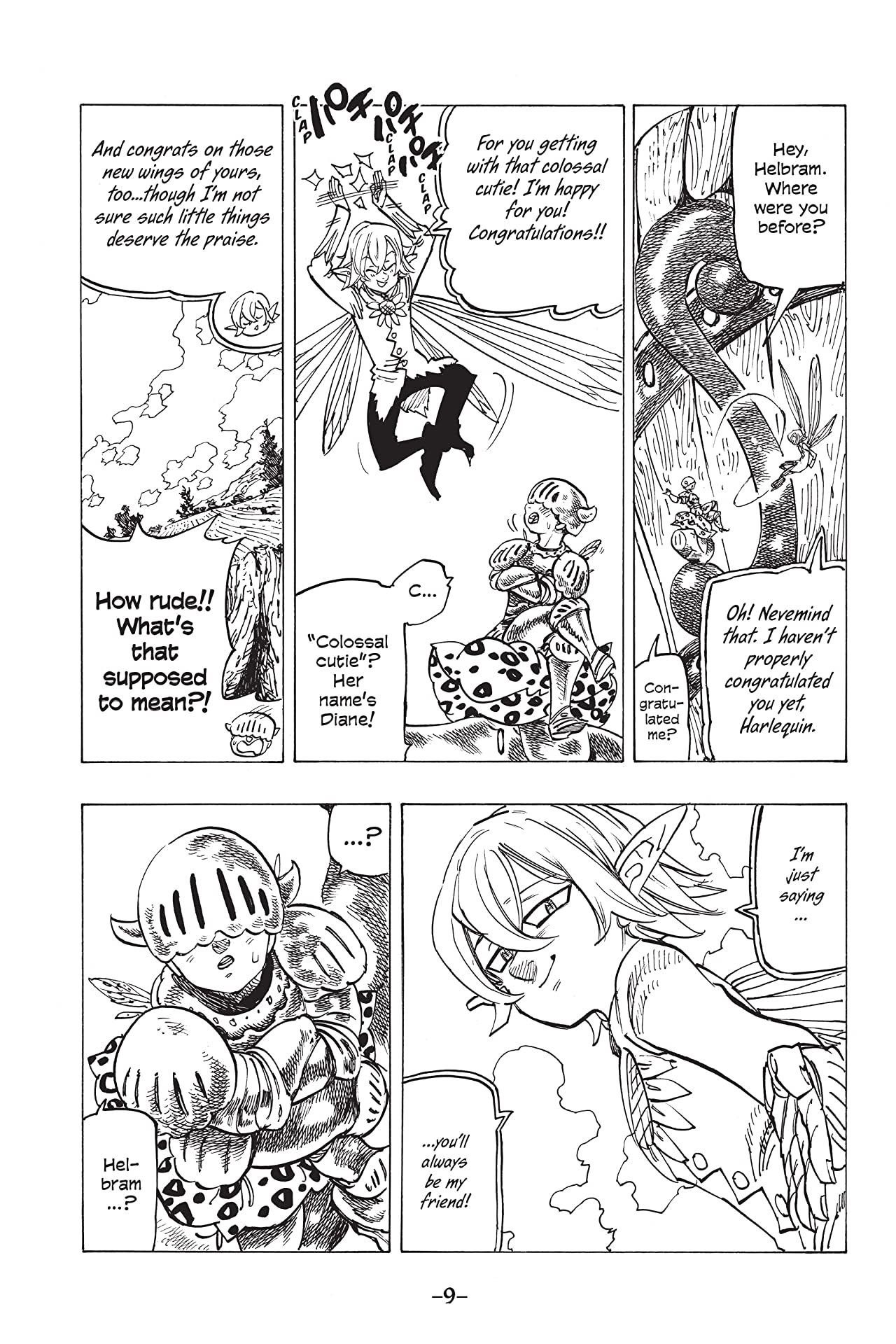 The Seven Deadly Sins Vol. 28