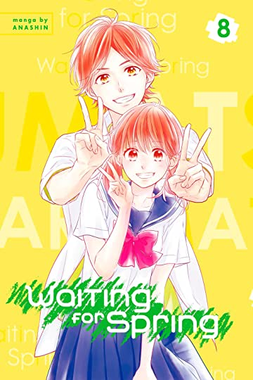Waiting For Spring Vol. 8