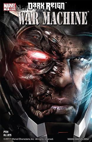 War Machine (2008-2010) #12