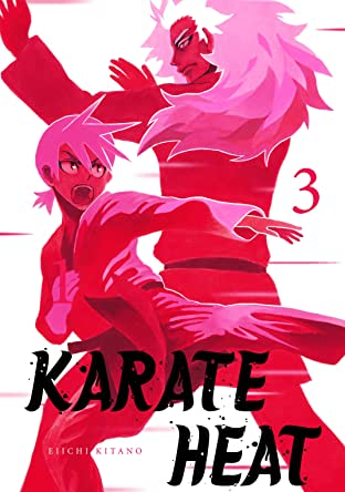 Karate Heat Vol. 3