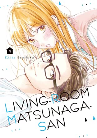 Living-Room Matsunaga-san Vol. 4