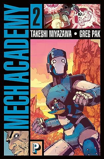Mech Academy Vol. 2