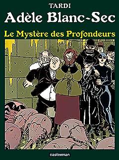 Adèle Blanc-Sec Tome 8: Le Mystère des profondeurs