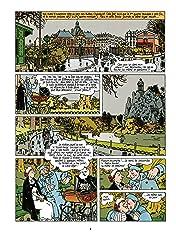 Adèle Blanc-Sec Vol. 7: Tous des monstres !