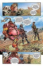 Warriors Three #3 (of 4)