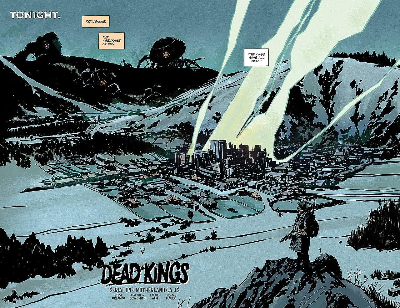DEAD KINGS #1