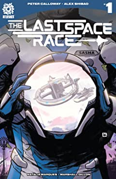 The Last Space Race #1