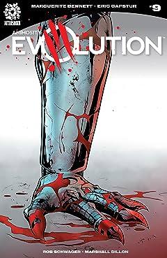 Animosity: Evolution #9