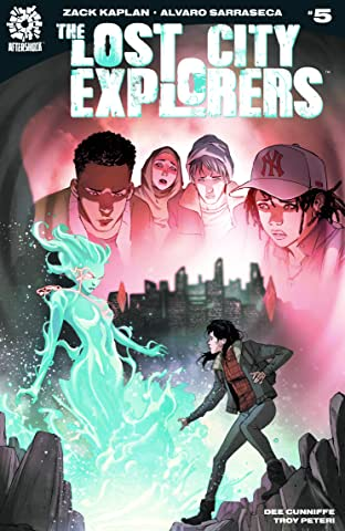 The Lost City Explorers #5