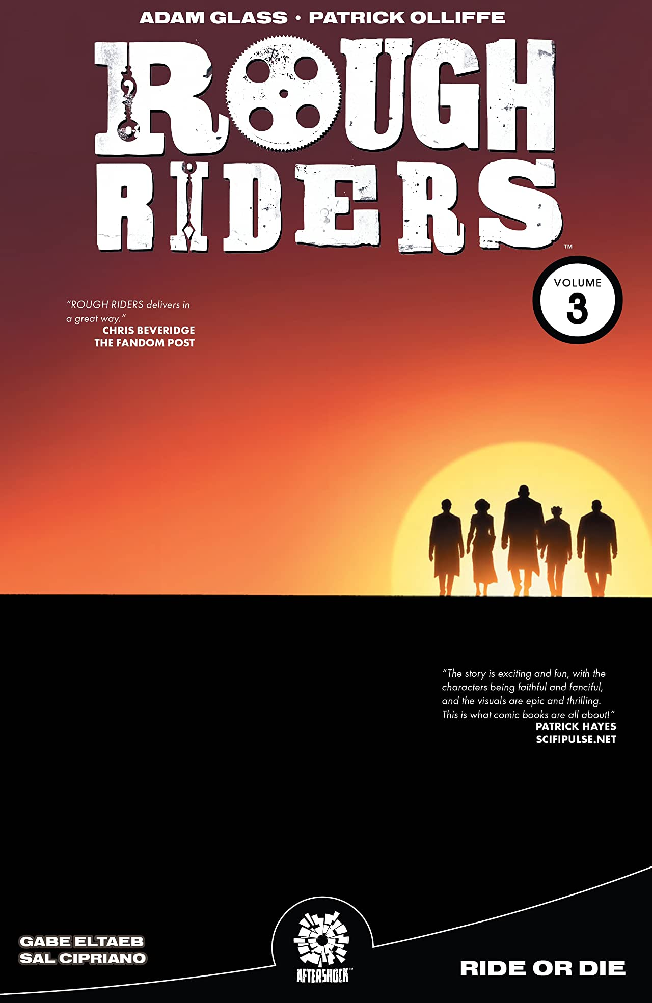 Rough Riders Vol. 3: Ride Or Die