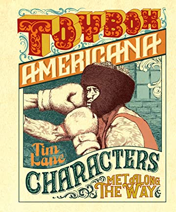 Toybox Americana: Characters Met Along the Way