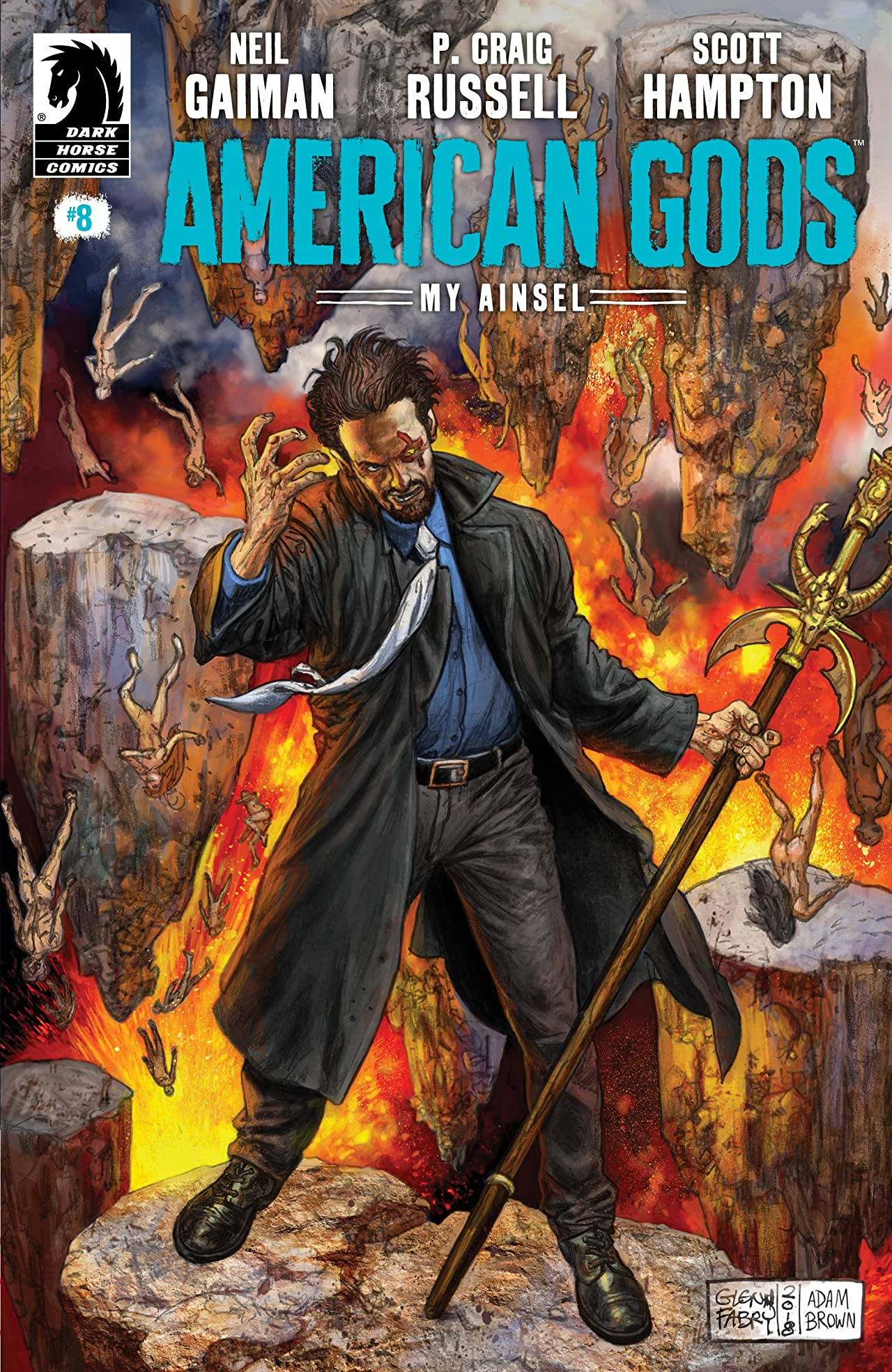 American Gods: My Ainsel No.8