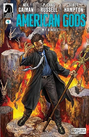 American Gods: My Ainsel No.8