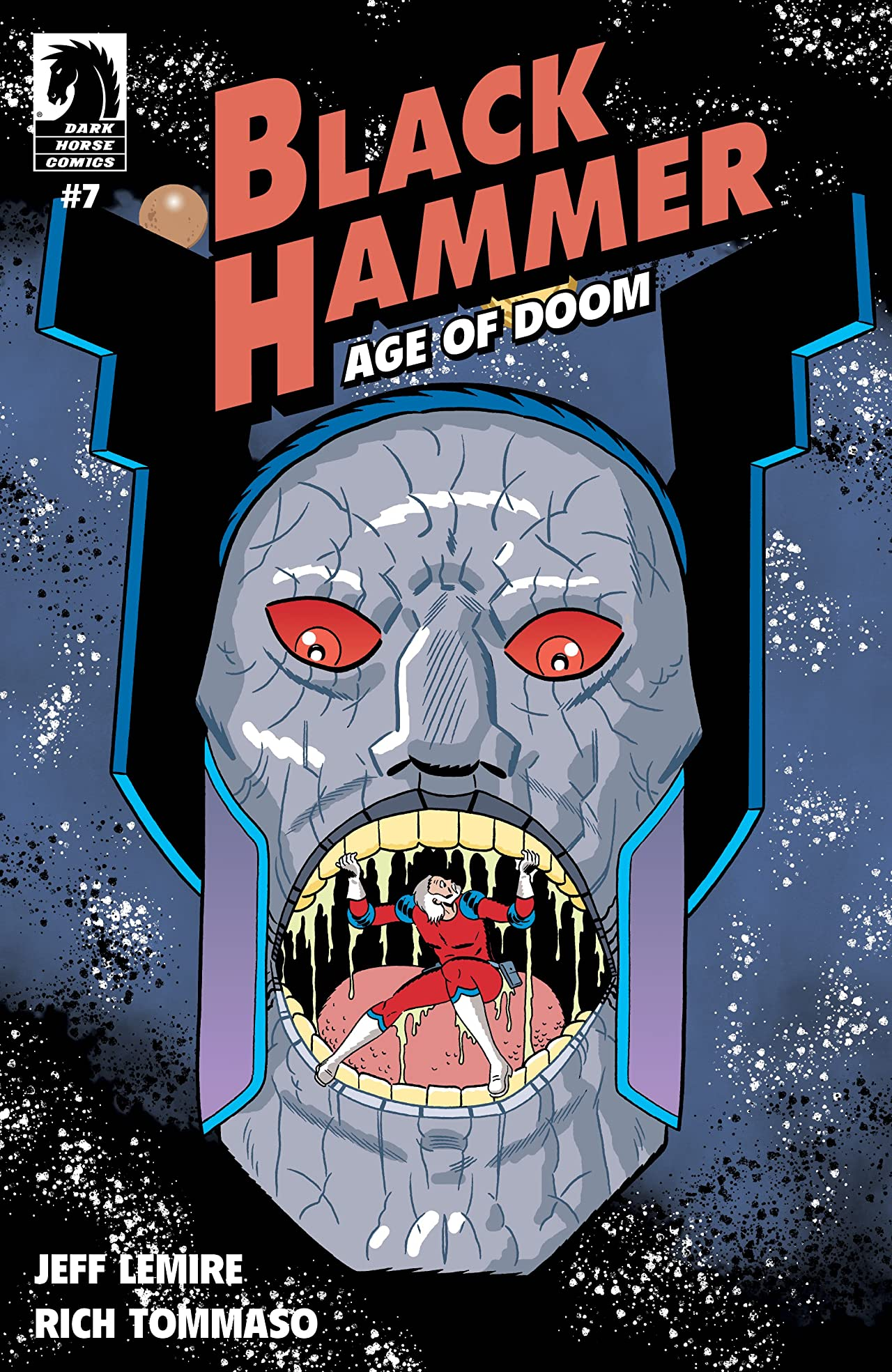 Black Hammer: Age of Doom No.7