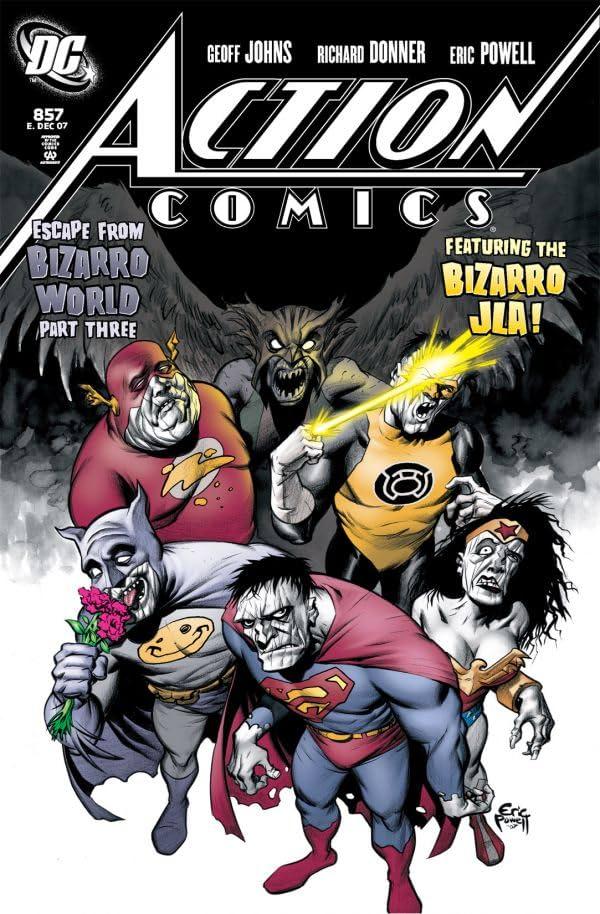 Action Comics (1938-2011) #857