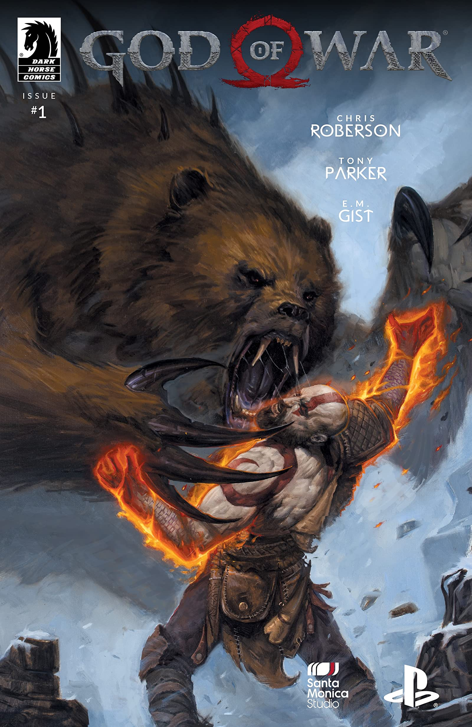 God Of War 1 Eu Comics By Comixology