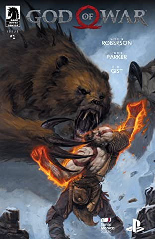 God of War No.1