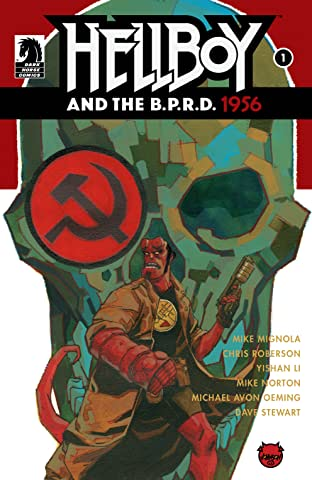 Hellboy and the B.P.R.D.: 1956 No.1