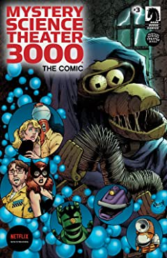 Mystery Science Theater 3000 #3