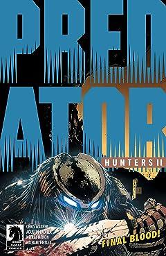 Predator: Hunters II No.4