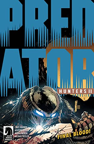 Predator: Hunters II No.4