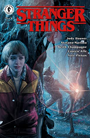 Stranger Things No.3