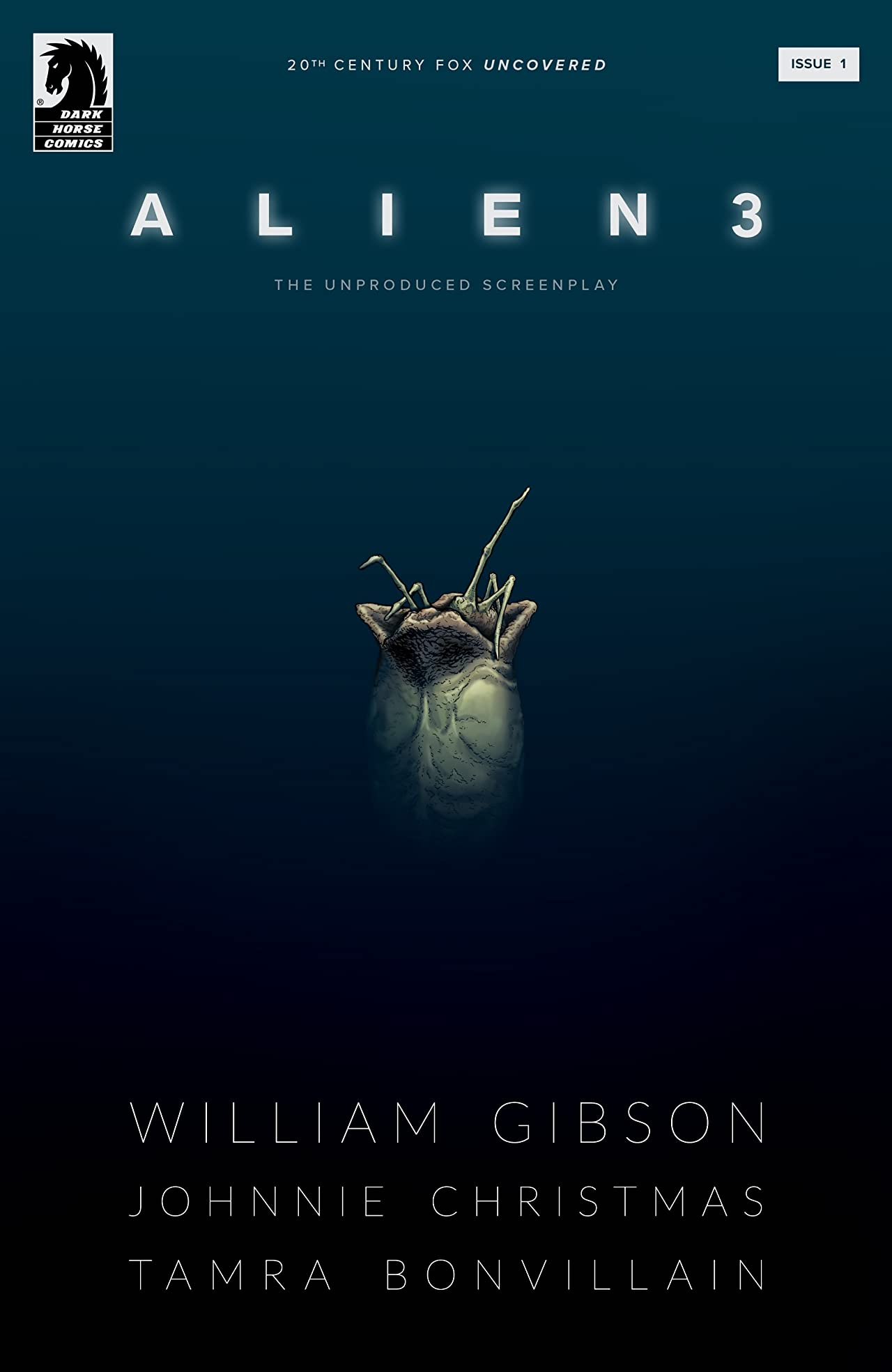 William Gibson's Alien 3 No.1
