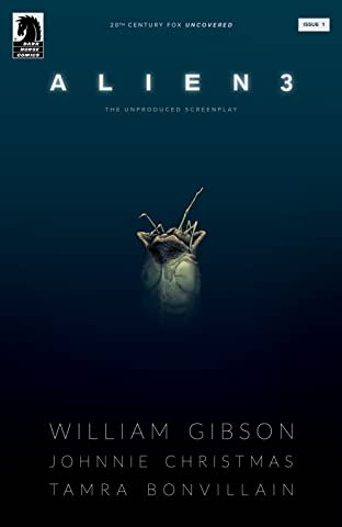William Gibson's Alien 3 #1