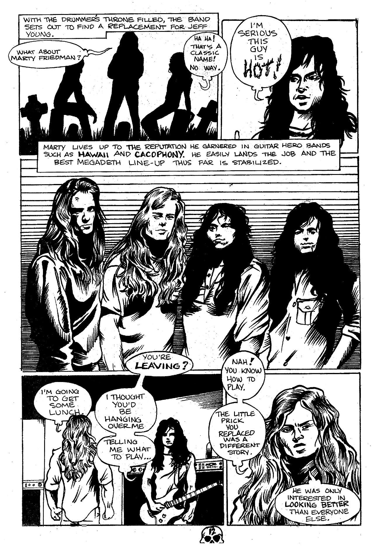 Orbit: Megadeth