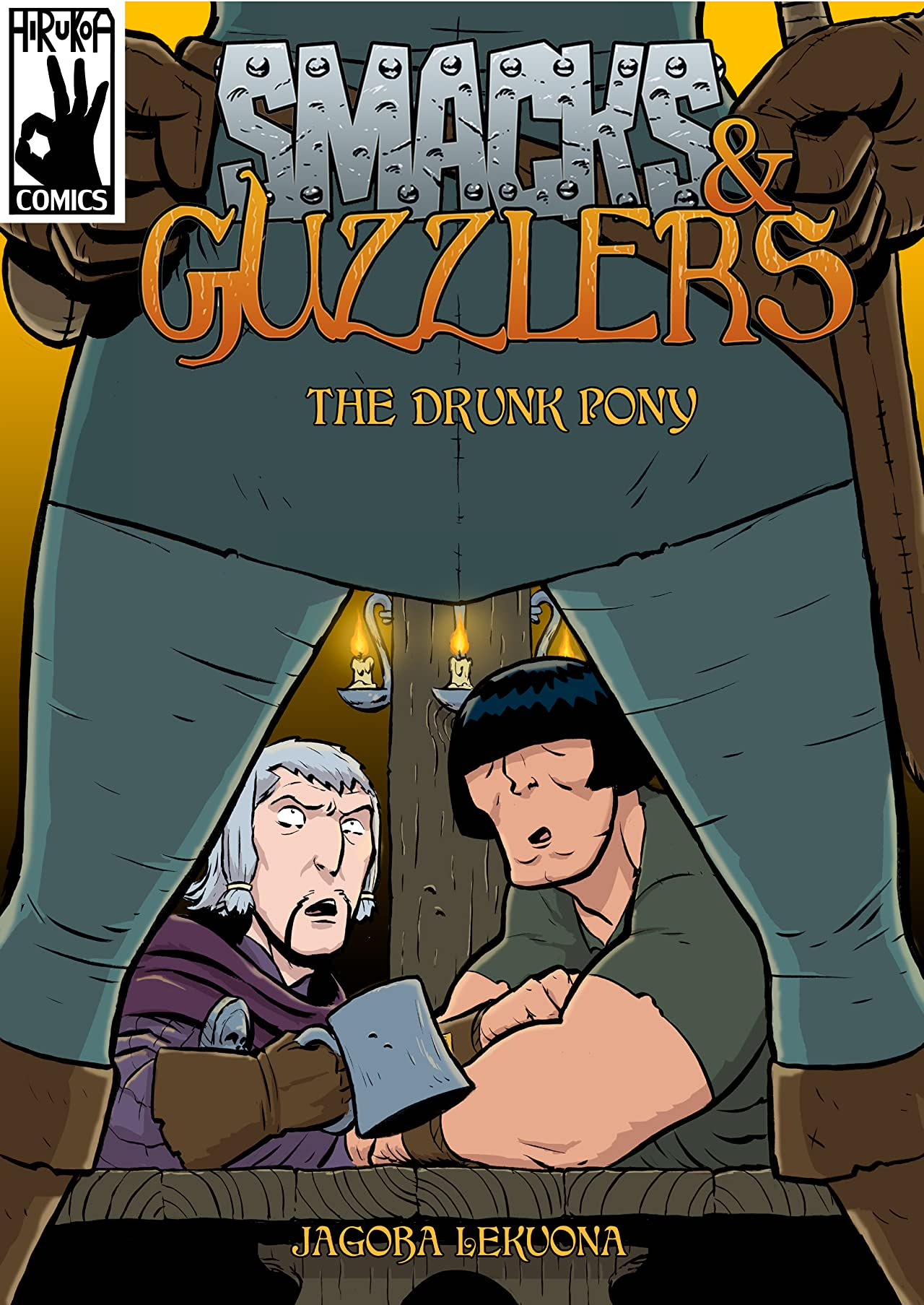 Smacks & Guzzlers #2