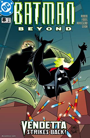 Batman Beyond (1999-2001) #8