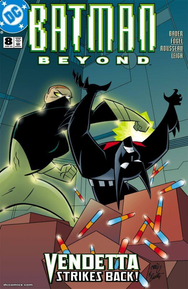 Batman Beyond (1999-2001) #8