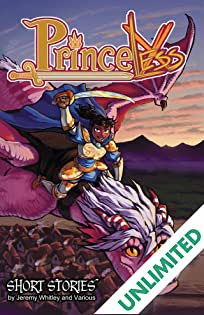 Princeless Vol. 1: Short Stories Collection