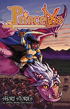 Princeless Vol. 1: Short Stories Collection