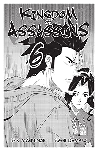 Kingdom of Assassins #6