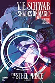 Shades of Magic #3: The Steel Prince