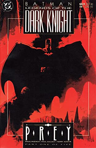 Batman: Legends of the Dark Knight No.11