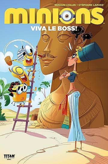 Minions: Viva Le Boss #2