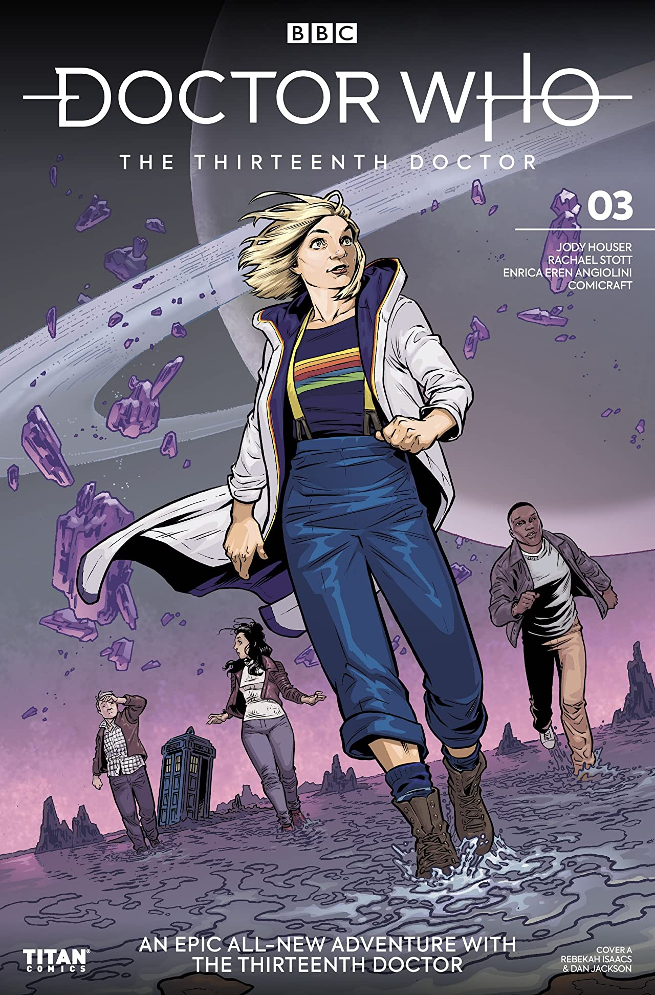 Doctor Who: The Thirteenth Doctor No.3