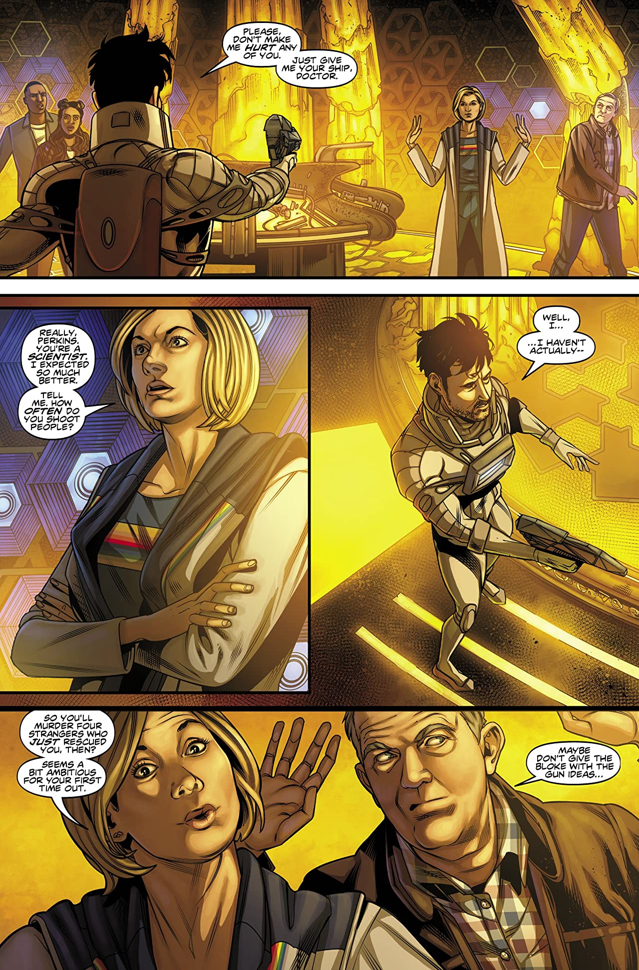 Doctor Who: The Thirteenth Doctor #3
