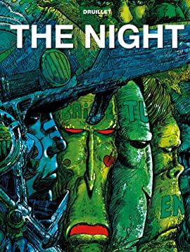 Phillipe Druillet's The Night