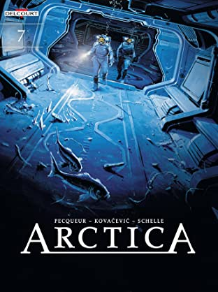 Arctica Vol. 7: The Cosmic Messenger